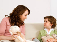 آموزش صبر به کودک