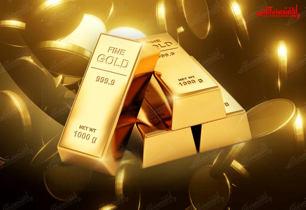 عقب نشینی اصلاحی فلزات گرانبها / طلا از ۱۸۰۰ دلار عقب نشست