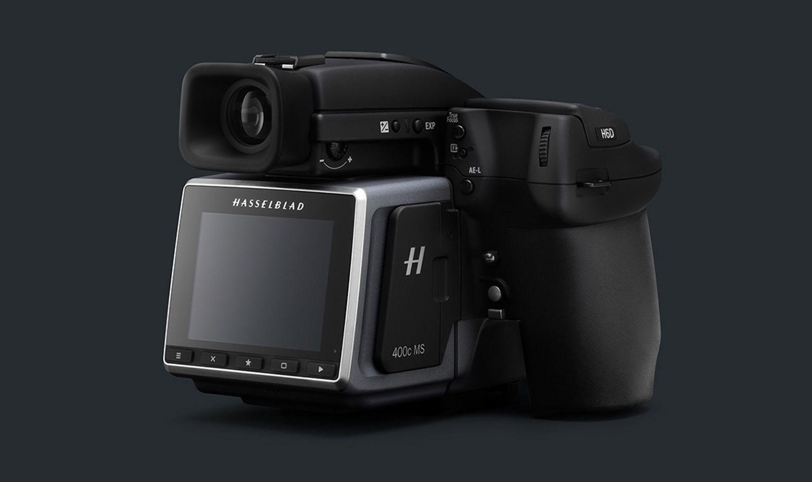 رونمایی از دوربین ۴۰۰ مگاپیکسلی +عکس