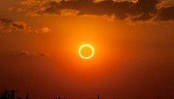 رؤیت خورشید گرفتگی آنلاین شد