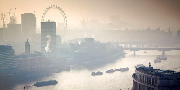 پایتخت جهانی آلودگی را بشناسید +عکس