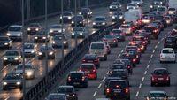 تهرانیها ۲۰میلیون ساعت در ترافیک گرفتار هستند