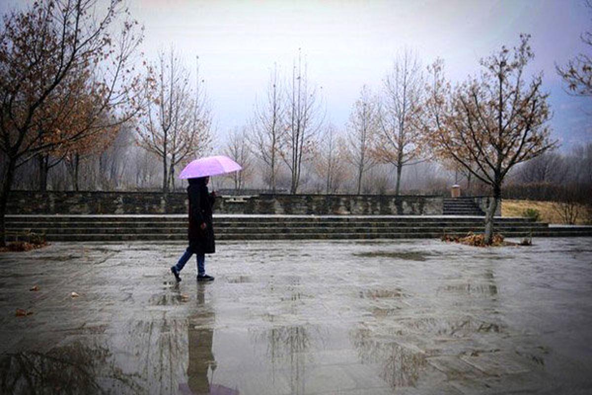 بارش بارانهای بهاری ادامه دار شد