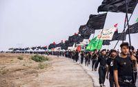 پروازهای عراق به ایران تا اربعین لغو شد
