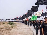 مرزهای مسافری عراق بسته است