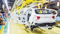 ۳۸۶ هزار و ۲۷۷ دستگاه؛ تولید خودرو در سال جاری