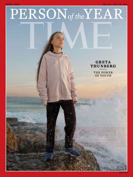 شخصیت برتر سال۲۰۱۹ به انتخاب مجله تایم +عکس