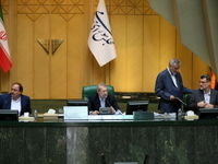 قدردانی لاریجانی از رعایت نظم نمایندگان در جلسه سوال از رییس جمهور
