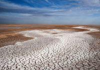 بارشها نسبت به سال قبل ۵۵درصد کم شد
