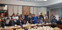 عقدقرارداد ساپکو با ۱۵ سازنده داخلی  برای تولید قطعاتهای تک