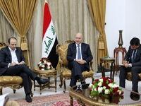 اظهار نظر رییسجمهور عراق درباره سفر روحانی به کشورش