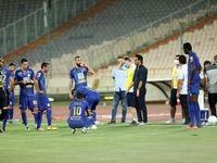 فرهاد مجیدی شاکی از بازیکنانش +عکس
