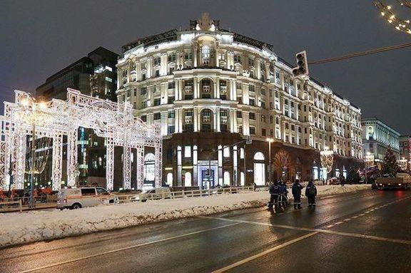 لغو مهمانی بزرگ در مسکو
