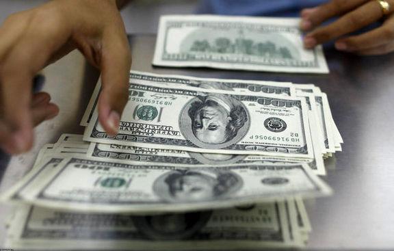 افزایش نرخ ارز در تابلوى صرافى ملی