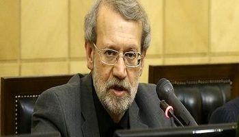 تعبیر لاریجانی از سیاسی بودن قوه قضاییه