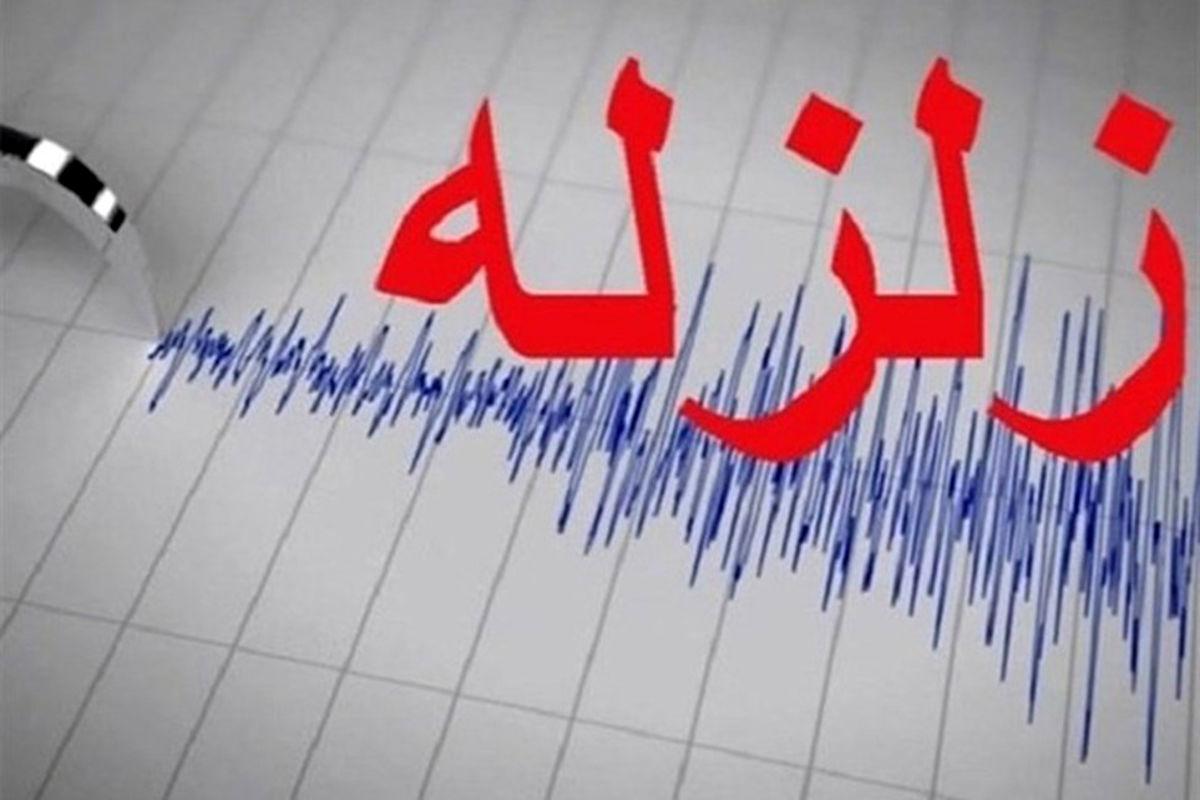 زمینلرزه خلیج فارس و هرمزگان را لرزاند