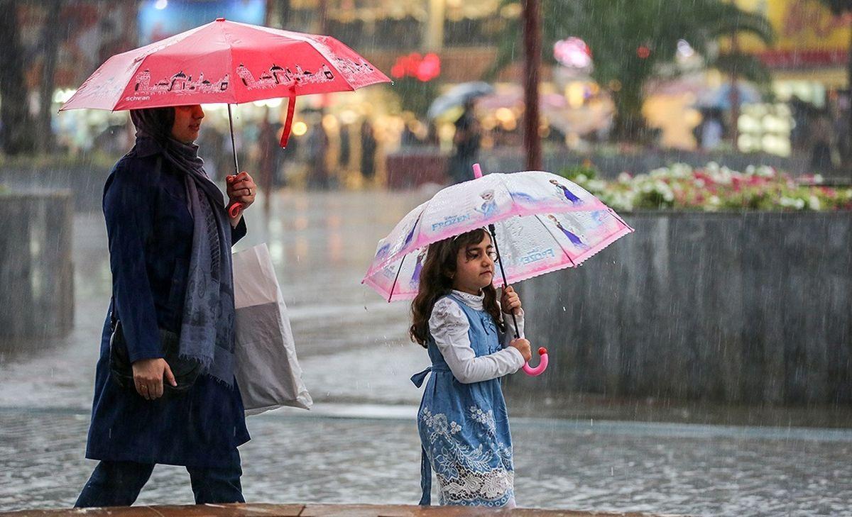 هفته پر بارشی در راه است