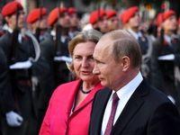 هدیه ویژه پوتین برای ازدواج خانم وزیر +عکس