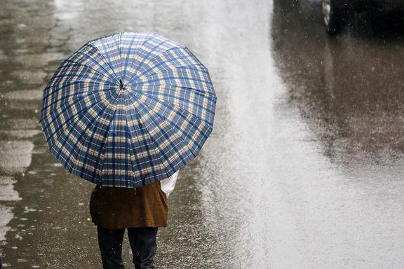 بارشهای کمبود منابع آبی تهران را رفع نکرد