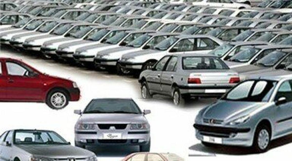 عرضه خودروهای تولید شده داخلی در بورس