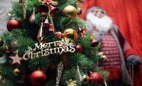 درخت کریسمس موشکی! +عکس
