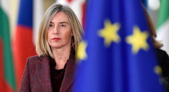 موگرینی: وزرای اتحادیه اروپا آماده تحریم کامل ترکیه نیستند