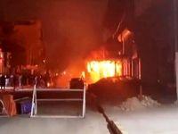 نقابداران، عاملان اصلی حمله به کنسولگری ایران در نجف