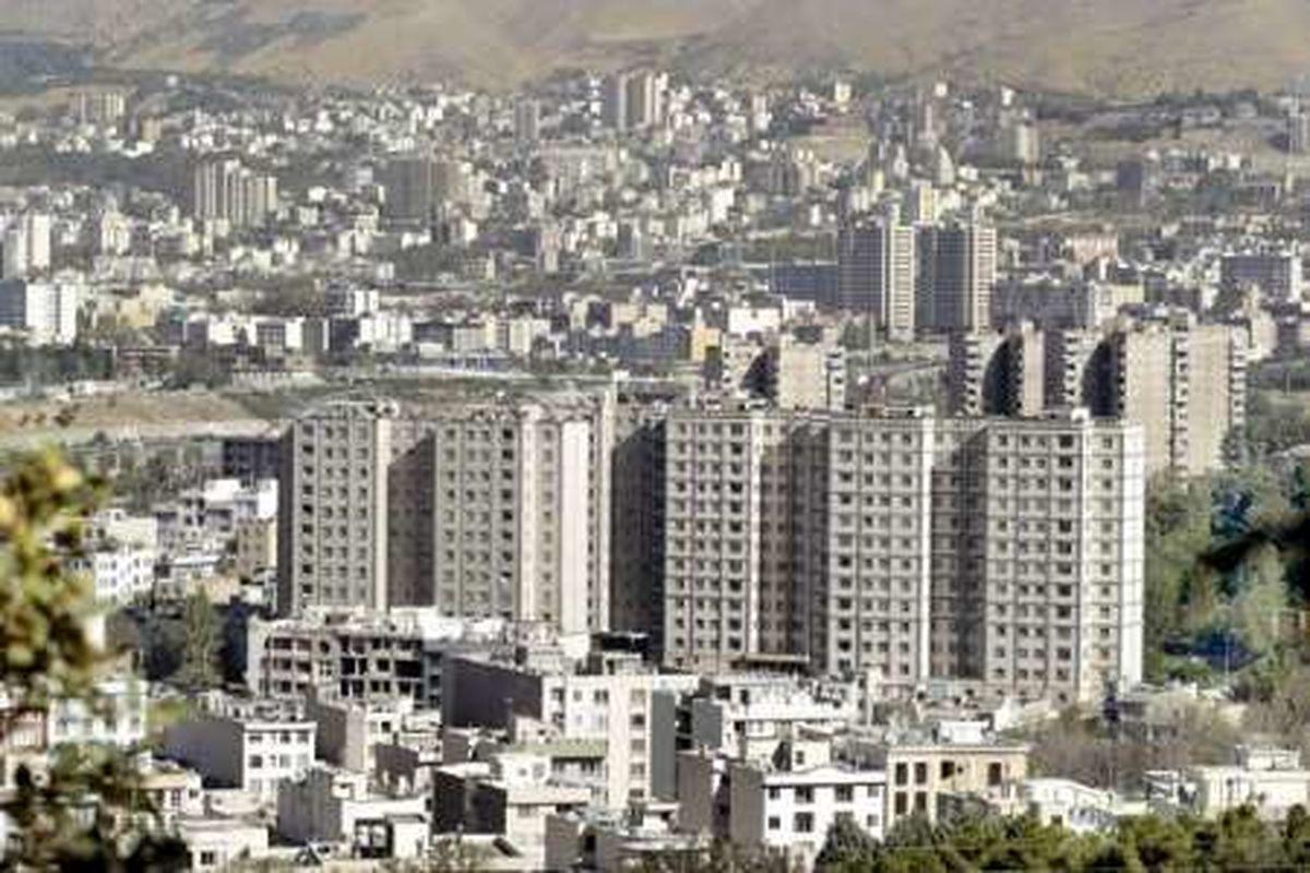 کاهش ۶۵درصدی معاملات مسکن در تهران/ متوسط قیمت خرید و فروش  133.5میلیون ریال شد