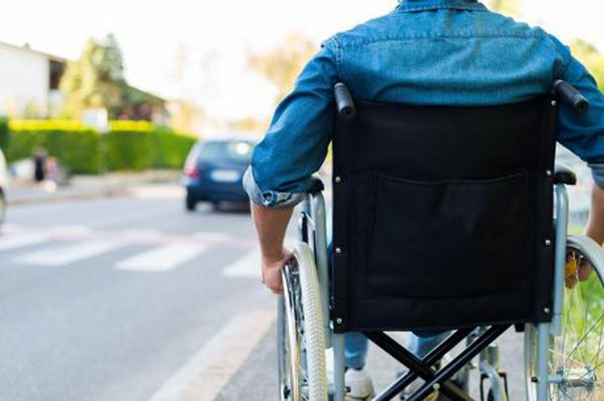 معلولان برای زندگی امکانات میخواهند