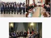 ظریف پس از سفری چهار روزه به تهران بازگشت