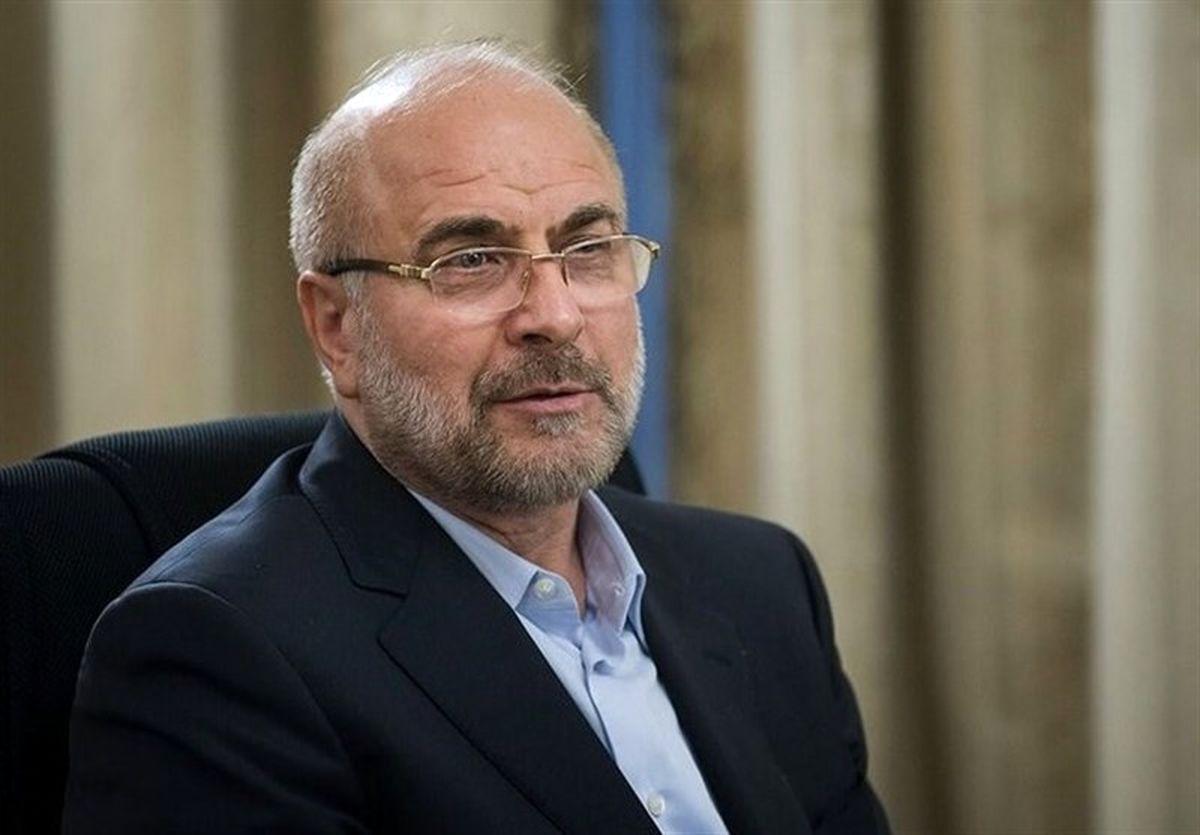 واکنش محمدباقر قالیباف به ترور شهید محسن فخریزاده