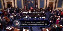 سنای آمریکا طرح «تقویت امنیت آمریکا در خاورمیانه» را تصویب کرد