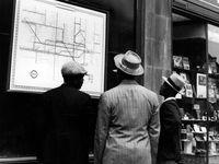 مترو لندن ۱۵۶سال قبل +تصاویر