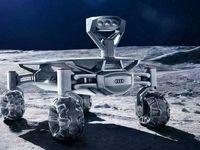 نصب برج تلفن همراه روی کره ماه +عکس