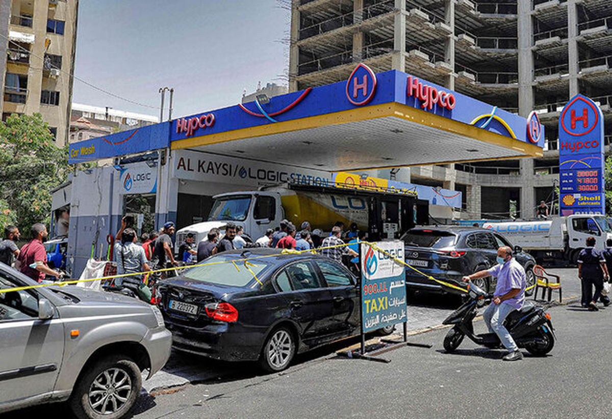 قیمت سوخت در لبنان ۴برابر می شود