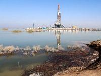 توقف تولید در برخی از میادین نفتی خوزستان به دلیل سیل