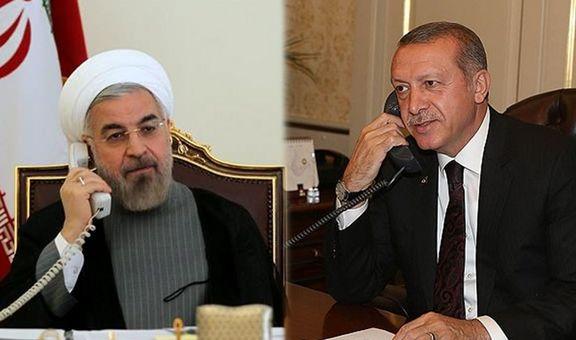 تاکید روحانی بر ضرورت رایزنیهای سیاسی مشترک با ترکیه/ اعلام آمادگی ایران برای ایجاد جهش در روابط اقتصادی دو کشور