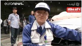 تجهیز خودروها به ایربگ خارجی برای افزایش ایمنی عابران +فیلم