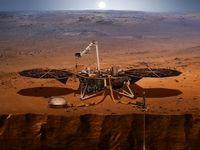 فرود تاریخی سفینه ناسا در مریخ +تصاویر