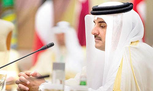قطر از آلسعود عبور میکند؟