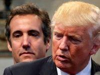 انتقاد شدید ترامپ از اف بی آی به خاطر حمله به دفتر وکیل سابقش