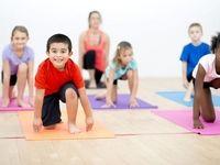 یوگا؛ کلید مهار استرس کودکان