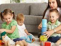 چگونه بچه ها را بدون تلویزیون سرگرم کنیم