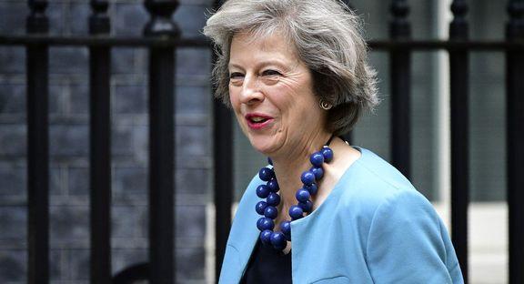 """توافق تازه """"ترزا می"""" با اتحادیه اروپا درباره برگزیت"""