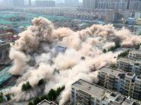 مشهورترین بناهایی که در 2018 تخریب شدند +تصاویر