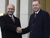 رشوه 5 میلیارد دلاری ترکیه به عراق؟
