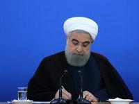 روحانی درگذشت پدر شهیدان بهادری زاده را تسلیت گفت