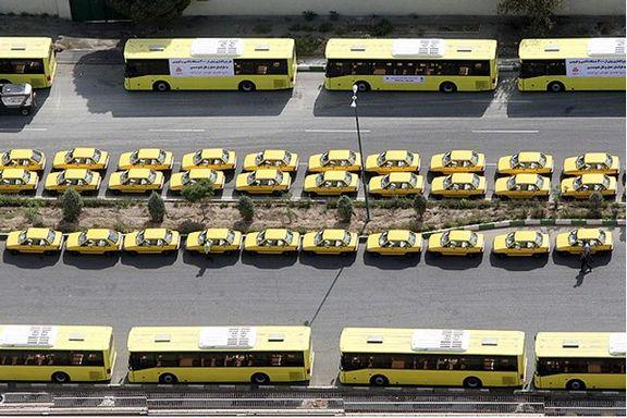 کرایه حمل ونقل عمومی افزایش مییابد؟