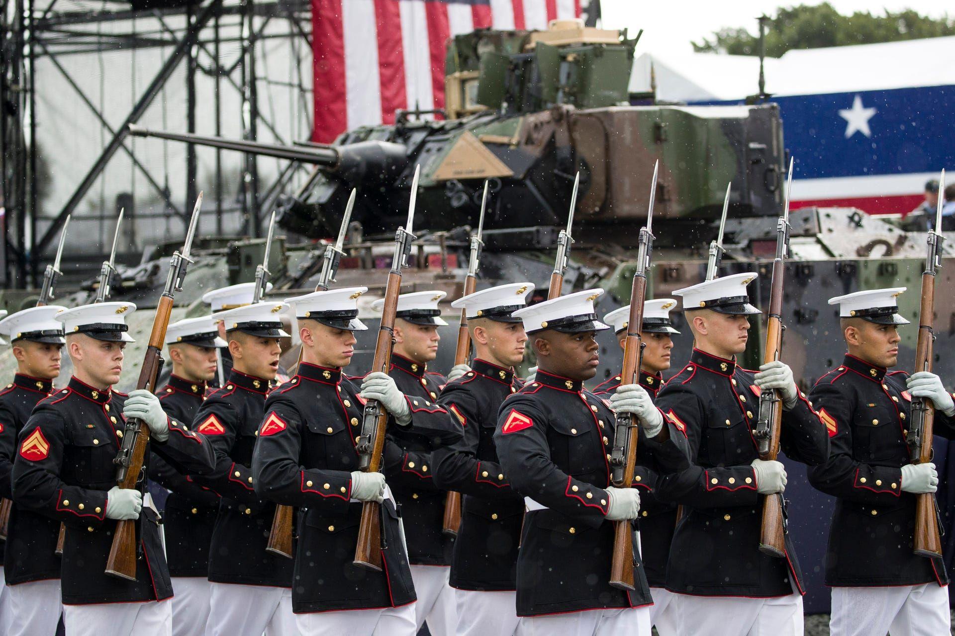 جشن استقلال آمریکا به روایت تصویر