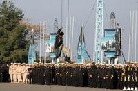 رژه مشترک نیروی انتظامی، سپاه و نیروی دریایی +تصاویر